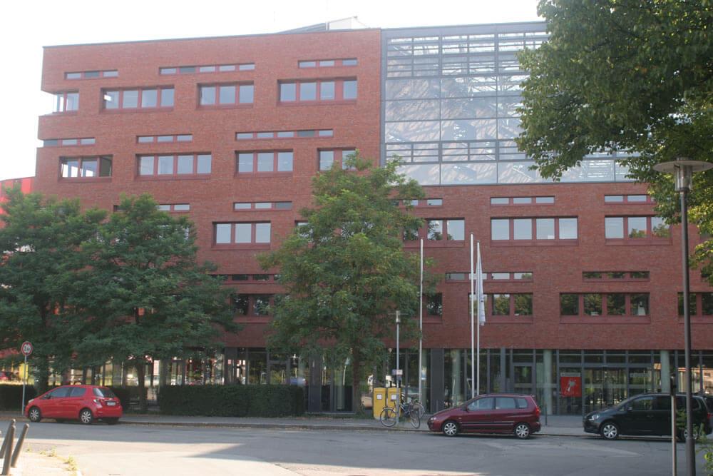 BioCity Leipzig Umbau Laborräume